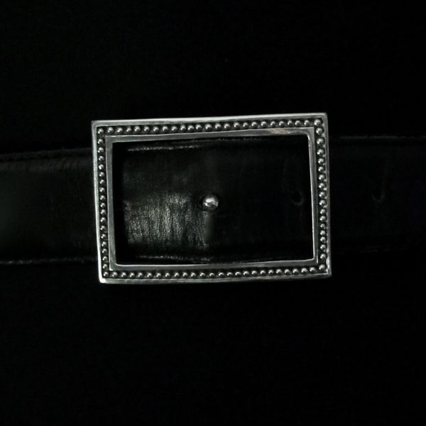 Dot Frame Buckle